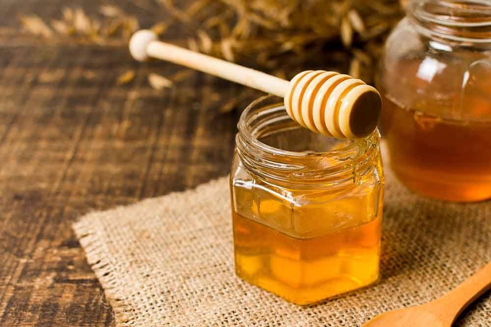Honig – ein wahrer Kraftprotz