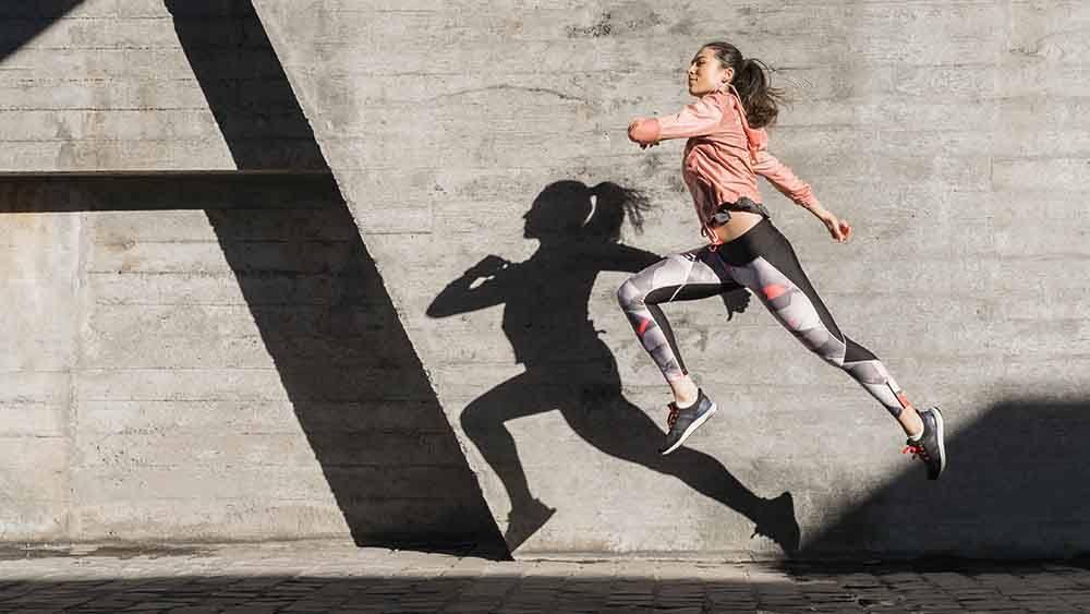 Was die Athleten am Laufen hält